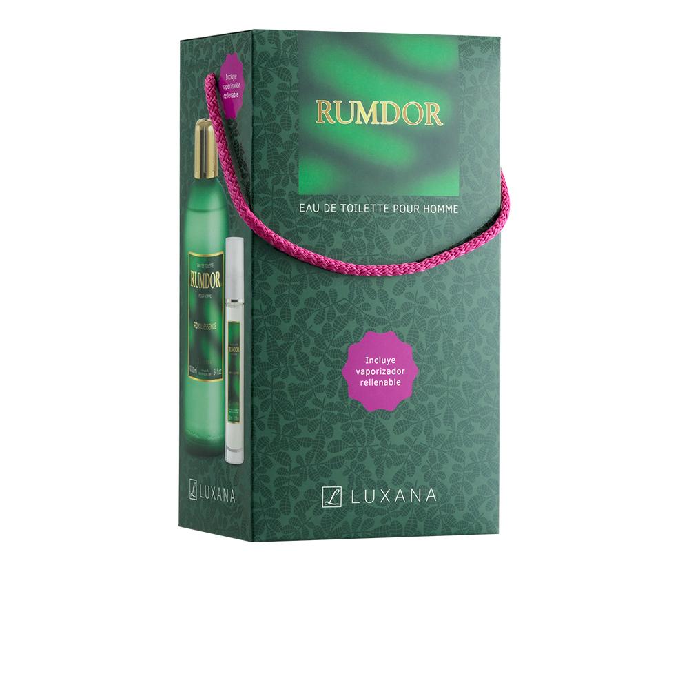 Image of   Parfume sæt til mænd Rumdor Luxana (2 pcs)