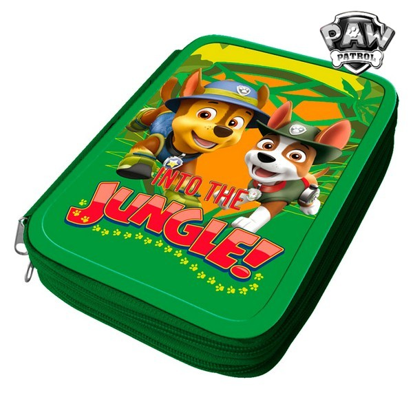 Image of   Penalhus The Paw Patrol 32534 Grøn