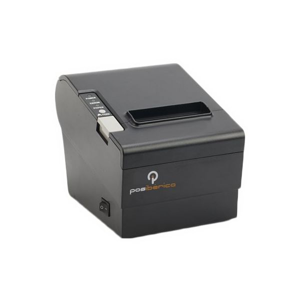 Image of   Posiberica Termisk printer P80 PLUS USB/RS232/LAN