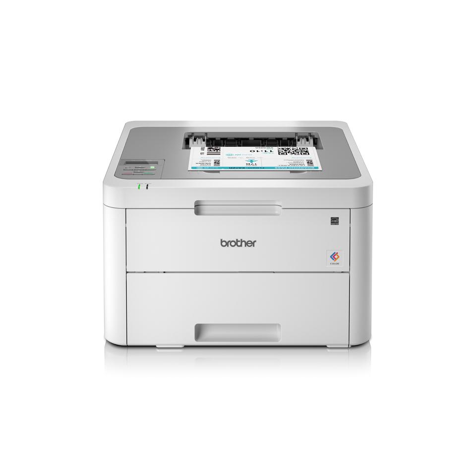 Image of   Printer Brother HL-3210CW WIFI LED 256 MB Hvid
