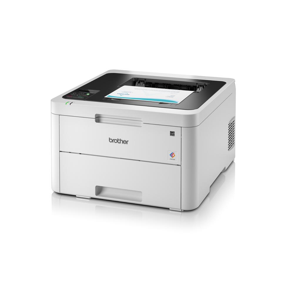 Image of   Printer Brother HL-3230CDW WIFI LED 256 MB Hvid