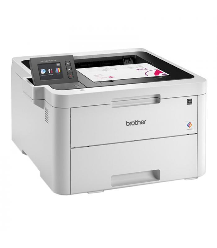Image of   Printer Brother HL-3270CDW WIFI LED 256 MB Hvid