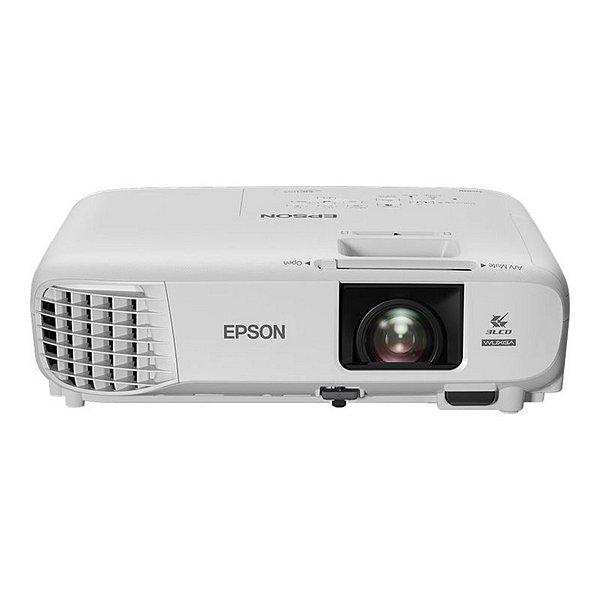 Image of   Projektor Epson EB-U05 3400 Lm Full HD HDMI Hvid