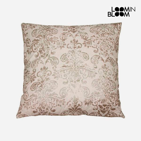 Image of   Pude Beige (60 x 60 cm) - Cities Samling by Loom In Bloom