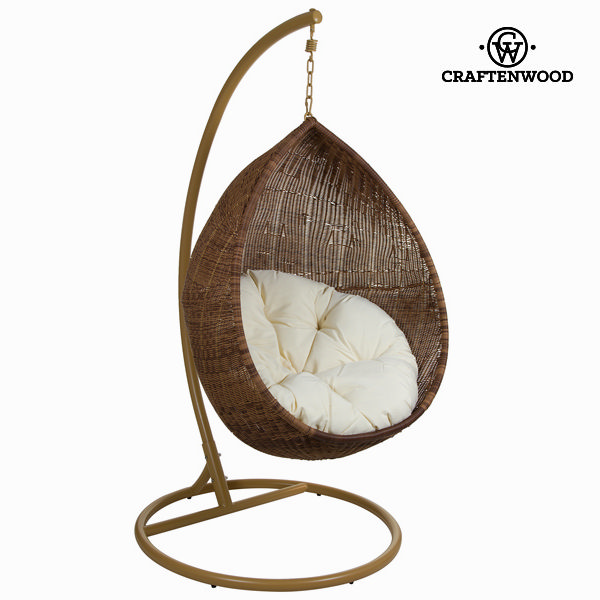 Image of   Rattan pendant stol by Craftenwood