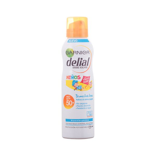 Image of   Sandafvisende solspray Delial SPF 50+ (200 ml)
