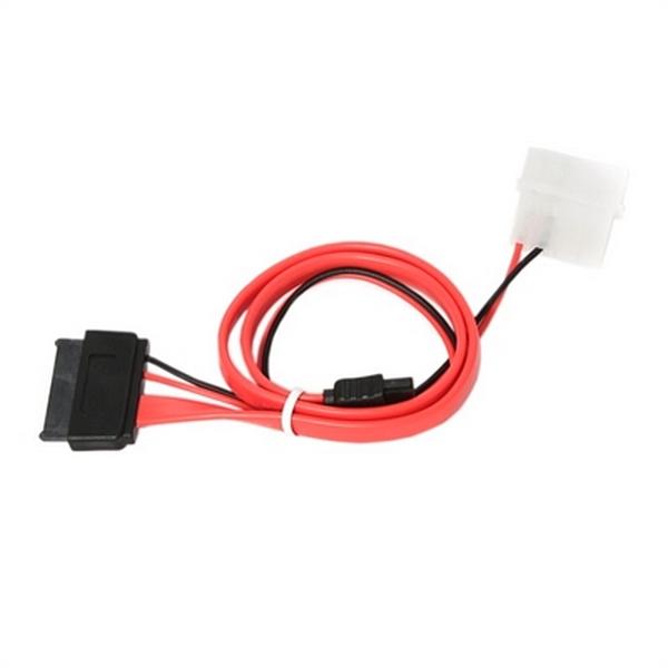 Image of   SATA-kabel GEMBIRD CC-SATA-C2 Rød
