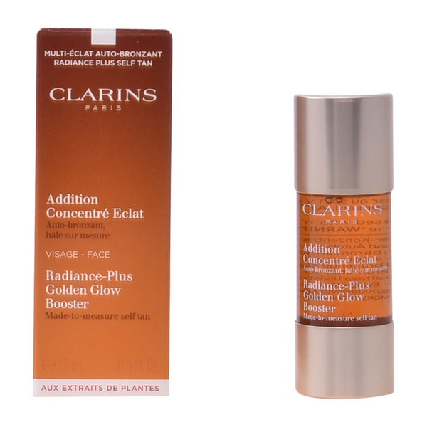 Image of   Selvbruner [Creme/Spray/Mælk] Addition Clarins (15 ml)
