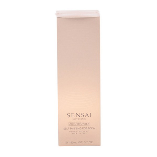Image of   Selvbruner [Creme/Spray/Mælk] Sensai Silky Bronze Kanebo (150 ml)
