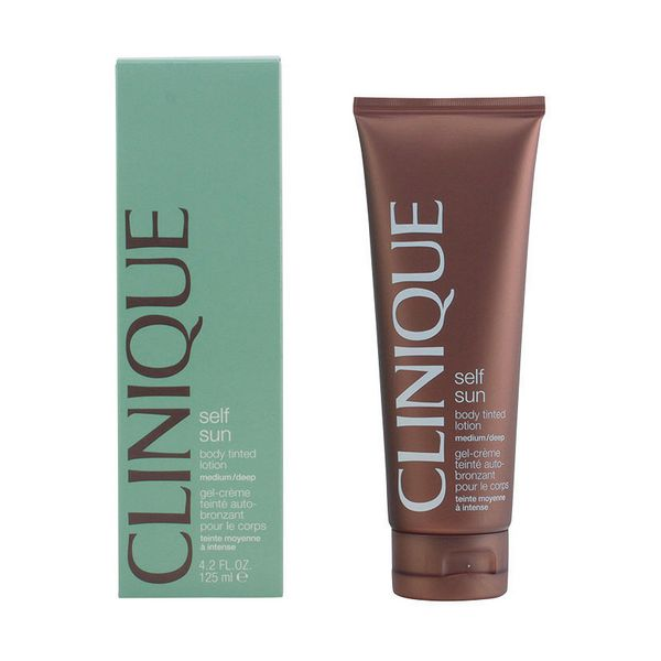Image of   Selvbruner [Creme/Spray/Mælk] Sun Body Tinted Medium Clinique (125 ml)