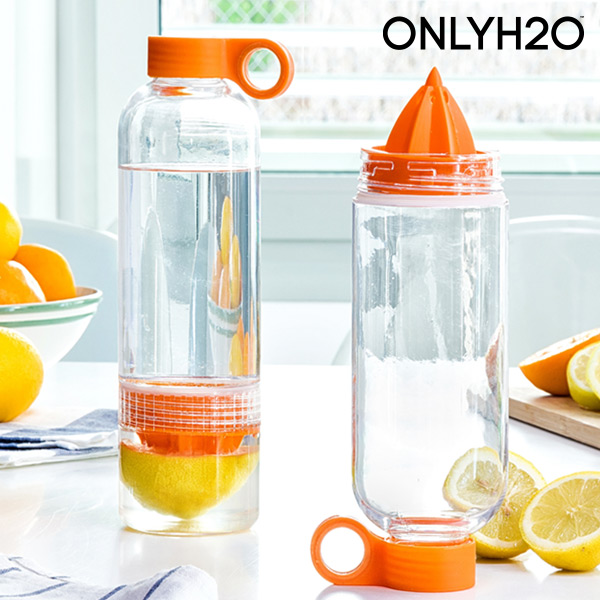 Image of   Sensations Juicer Citrus Fruit Infusionsflaske med Juicepresser