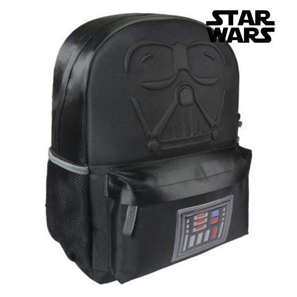 Image of   Skoletaske Star Wars 81926 Sort