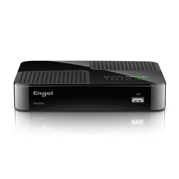 Image of   Smart TV-adapter Engel EN1020K 4K Full HD TDT Wifi Sort