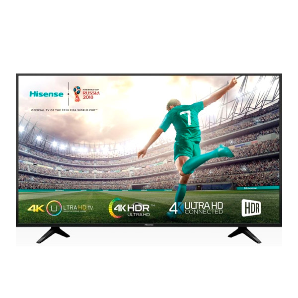 "Image of   Smart TV Hisense 50A6100 50"" 4K Ultra HD DLED WIFI Sort"
