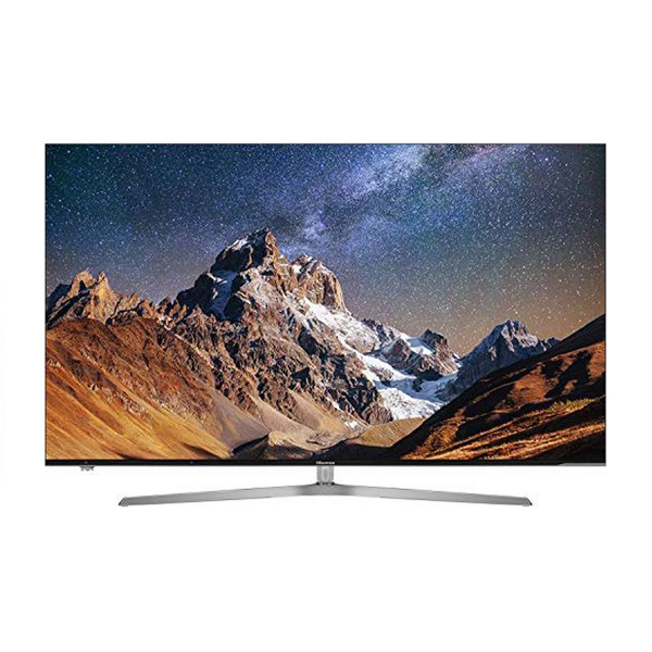 "Image of   Smart TV Hisense 50U7A 50"" 4K UHD ULED WIFI Sort Sølvfarvet"