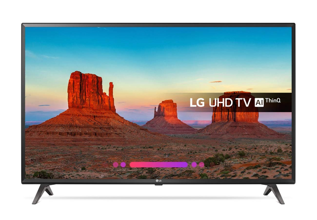 "Image of   Smart TV LG 43UK6300PLB 43"" LED 4K Ultra HD WIFI Sort"