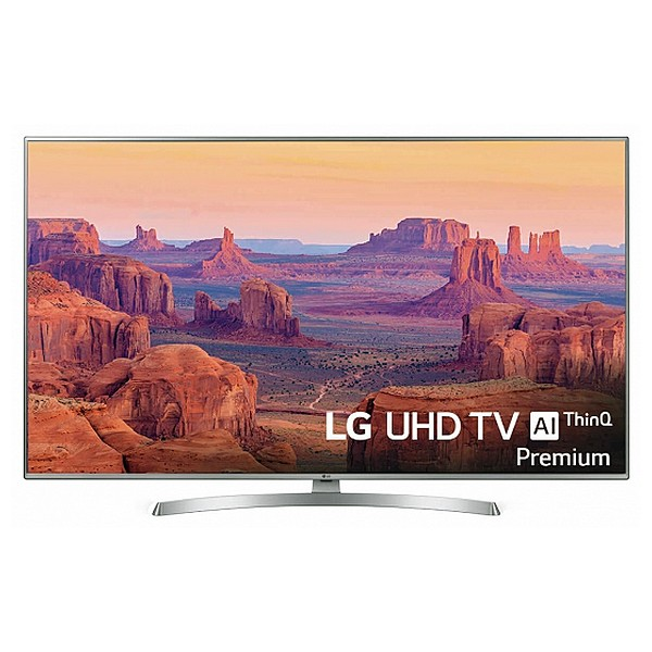 "Image of   Smart TV LG 49UK7550PLA 49"" 4K Ultra HD LED WIFI Grå"