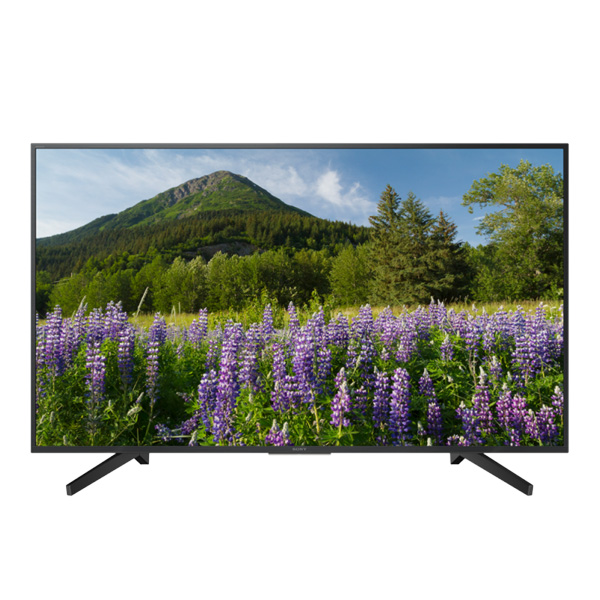 "Image of   Smart TV Sony KD49XF7096 48,5"" 4K Ultra HD LED HDR Sort"