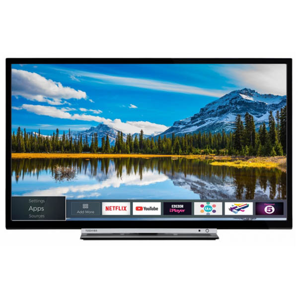 "Image of   Smart TV Toshiba 43L3863DG 43"" Full HD WIFI Sort"