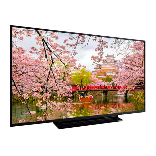 "Image of   Smart TV Toshiba 49V5863DG 49"" 4K Ultra HD LED WIFI Sort"