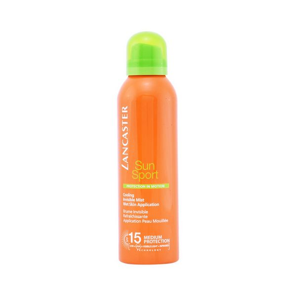 Image of   Solbeskyttelse - spray Sun Sport Lancaster SPF 15 (200 ml)