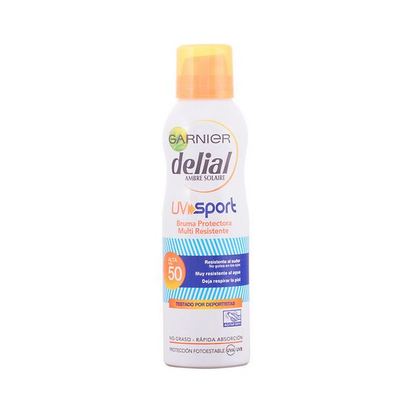 Image of   Solbeskyttelse - spray Uv Sport Delial SPF 50 (200 ml)