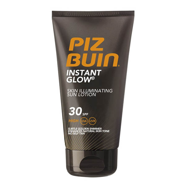 Image of   Solbeskyttelsee - lotion Instant Glow Piz Buin (150 ml)