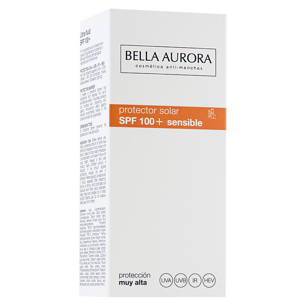 Image of   Solblogger Bella Aurora SPF 100+ (40 ml)