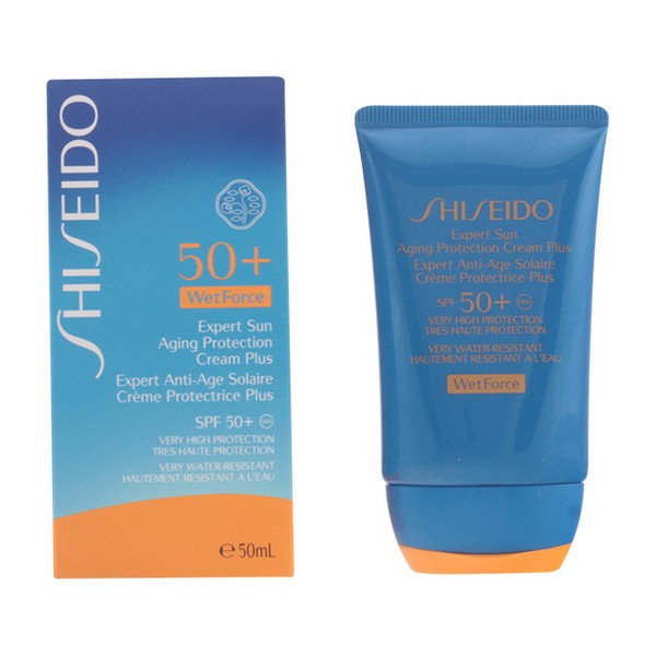 Image of   Solblogger Expert Sun Aging Protection Shiseido Spf 50 (50 ml)