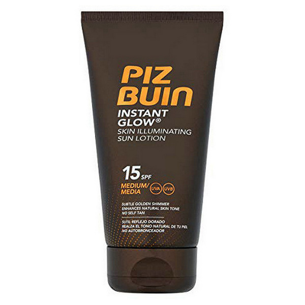Image of   Solblogger Instant Glow Piz Buin SPF 15 (150 ml)