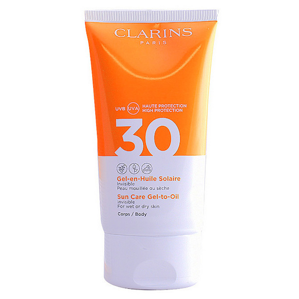 Image of   Solblogger Solaire Clarins Spf 30 Gel (150 Ml)