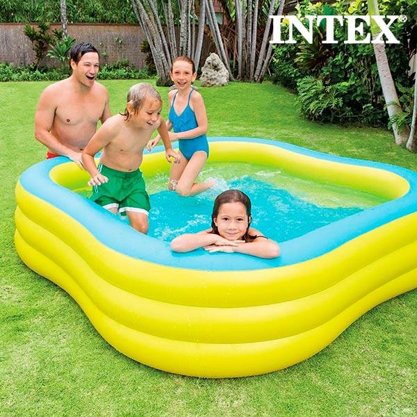 Image of   Soppebassin til Familien Intex