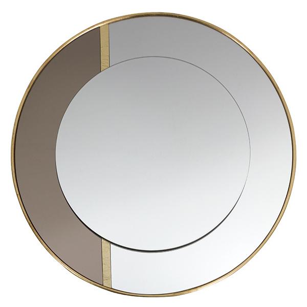 Image of   Spejl Double Circle (80 x 4 x 80 cm)