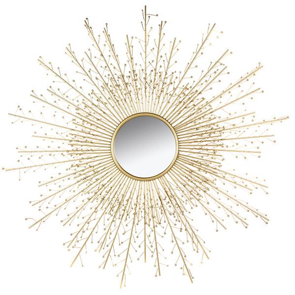 Image of   Spejl Sun Rays (120 x 120 x 3 cm)