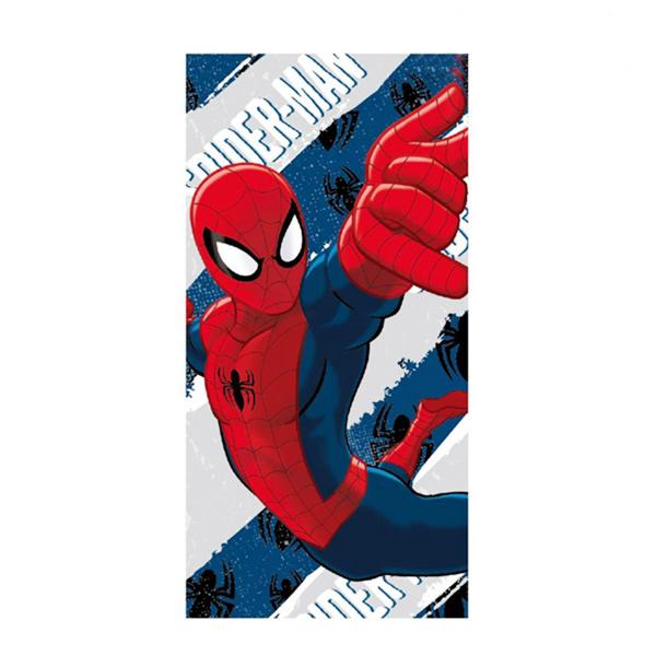 Image of   Spiderman Strandhåndklæde