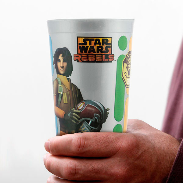 Image of   Star Wars Rebels Glas