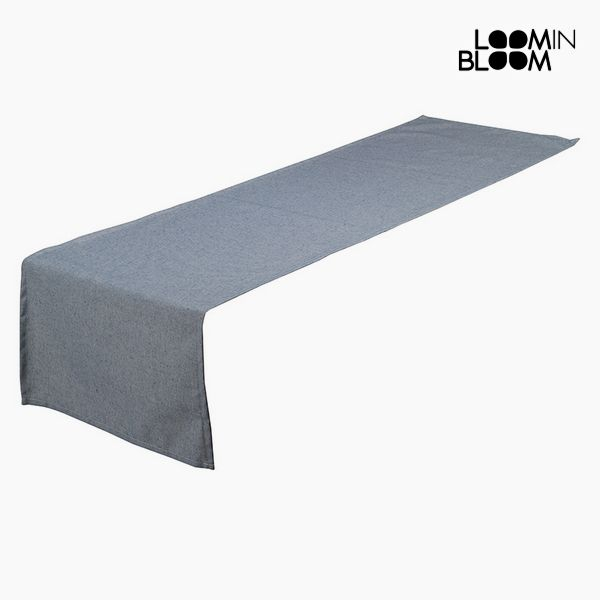 Image of   Table Runner Blå (40 x 13 x 0,5 cm) by Loom In Bloom