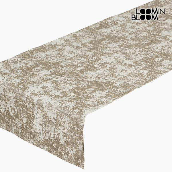 Image of   Table Runner Champagne (135 x 40 cm) - Little Gala Samling by Loom In Bloom