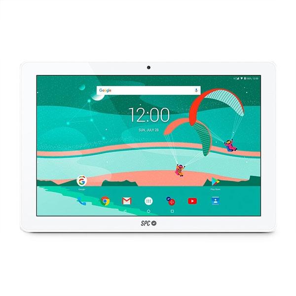 """Image of   Tablet SPC 9769216b 10,1"""" Quad Core 2 GB RAM 16 GB Hvid"""