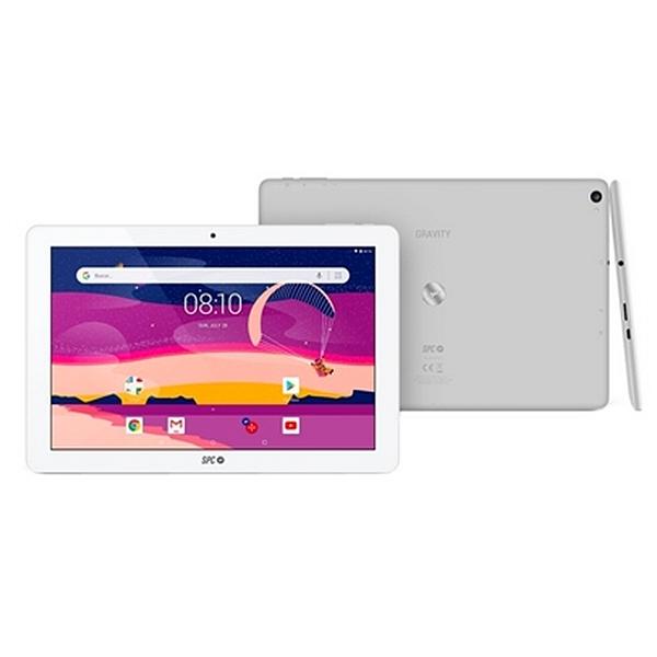 """Image of   Tablet SPC Gravity 10,1"""" Quad Core 1 GB RAM 16 GB Hvid"""