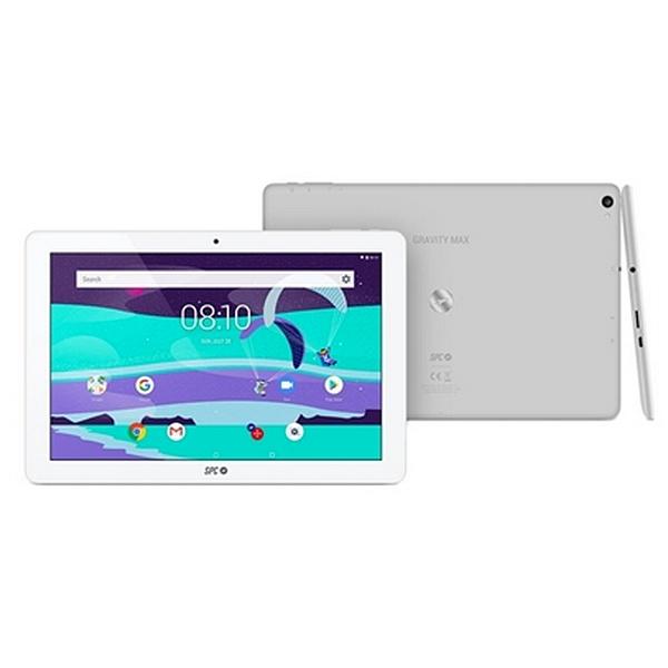 """Image of   Tablet SPC Gravity Max 10,1"""" Quad Core 2 GB RAM 16 GB Hvid"""