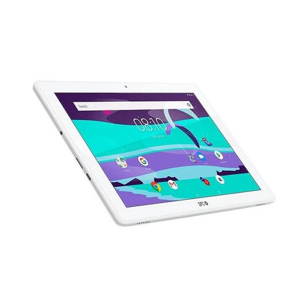 """Billede af Tablet SPC Gravity Max 10,1"""" Quad Core 2 GB RAM 32 GB Hvid"""