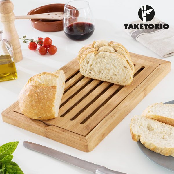 Image of   TakeTokio Bamboo Brødbræt
