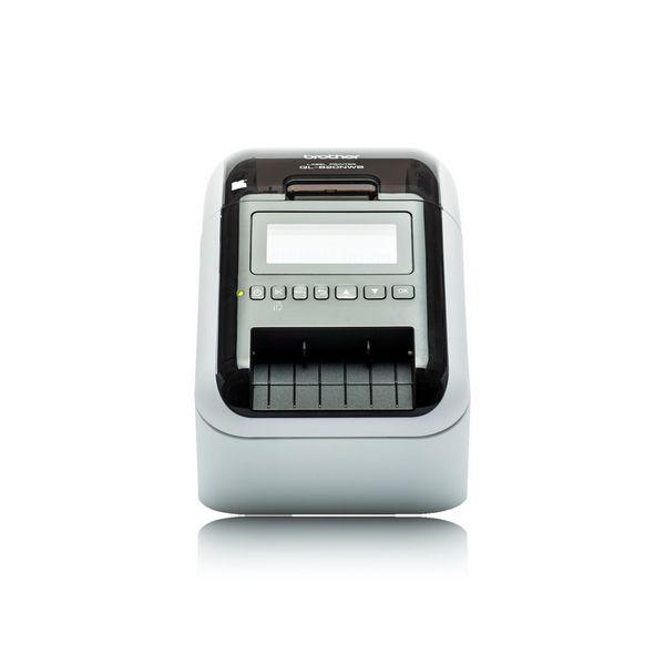 Image of   Termisk printer Brother QL820NWBZX1 AirPrint 6 MB Macintosh/Windows