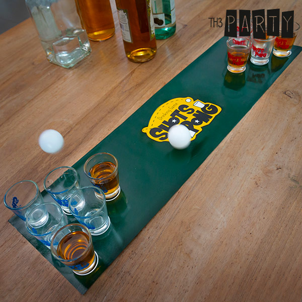 Image of   Th3 Party Drikkespil Shot Pong (15 Dele)