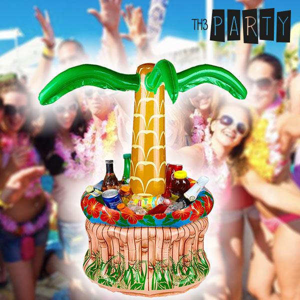 Image of   Th3 Party drinks afkøler oppusteligt palmetræ