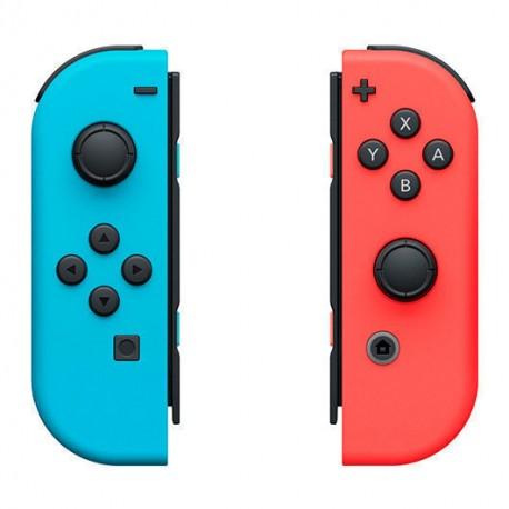 Image of   Trådløs Gamepad Nintendo Joy-Con Blå Rød