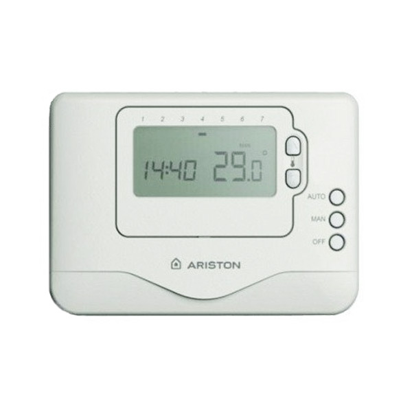 Image of   Trådløs timer termostat Ariston Thermo Group 3318591