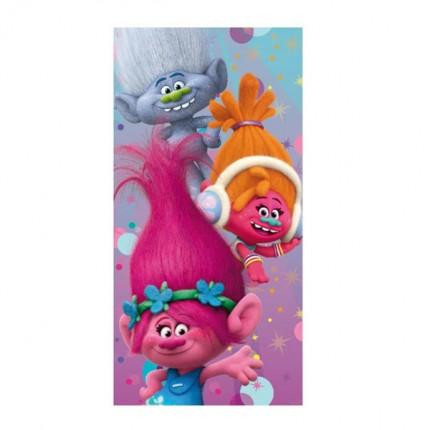 Image of   Trolls Strandhåndklæde