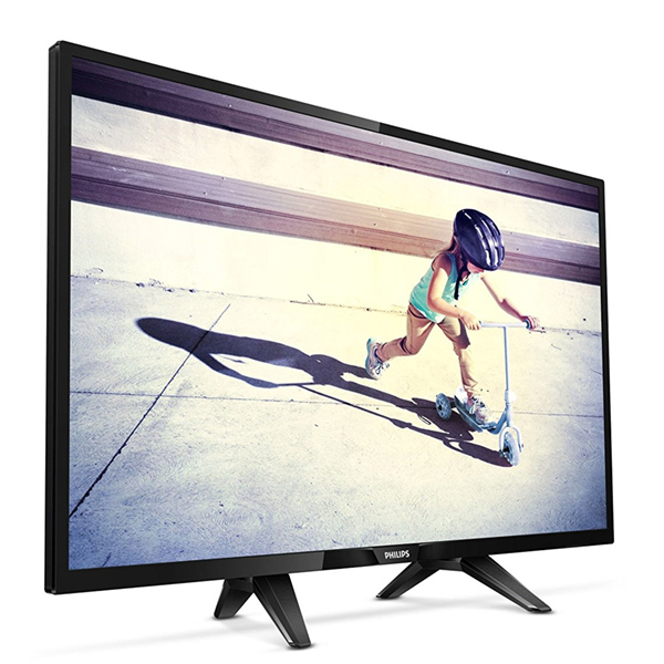 "Image of   TV Philips 32PFT4132/12 32"" Full HD LED Ultra Slim Sort"